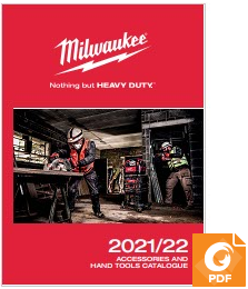 Milwaukee Accessories and Handtools Catalogue 2021