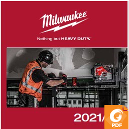 Milwaukee Powertools 2021 Catalogue