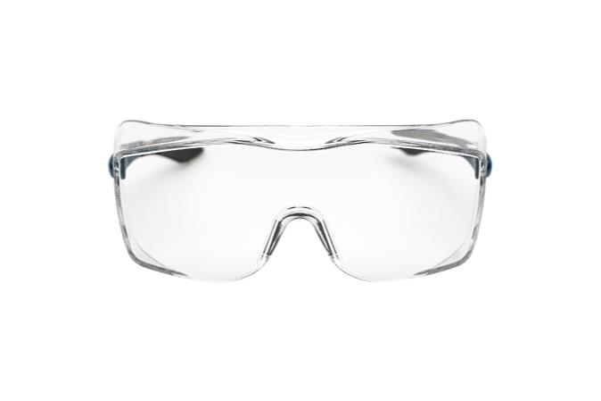 01aa2ca0d0 Για πρόσθετη προστασία πάνω από τα γυαλιά μυωπίας. Άχρωμοι φακοί. Προστασία  από ομίχλη   αντοχή στα χημικά